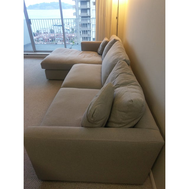 HD Buttercup Couch and Chaise Set - Image 5 of 8