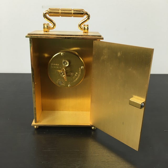 Tiffany & Co. Accent Clock - Image 6 of 6