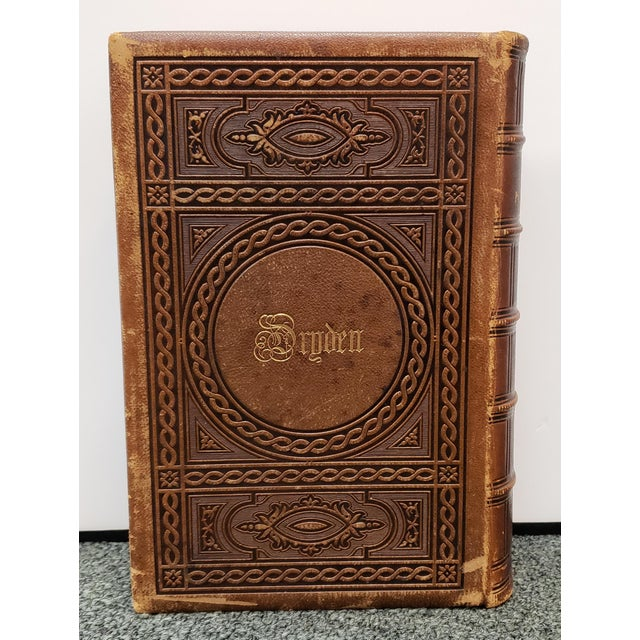 """""""The Poetical Works of John Dryden"""" Book by Rev. George Gilfillan (1857) For Sale - Image 9 of 10"""