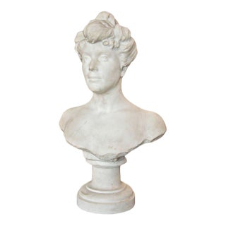 """Liberty"" Bust of a Woman, 1905 For Sale"