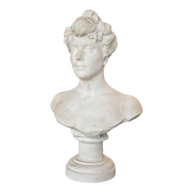 """""""Liberty"""" Bust of a Woman, 1905 - Image 1 of 6"""