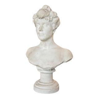 "Woman Bust ""Liberty"" 1905"