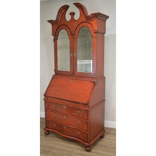 Inheritance by Heritage Red Painted Secretary Desk Preview