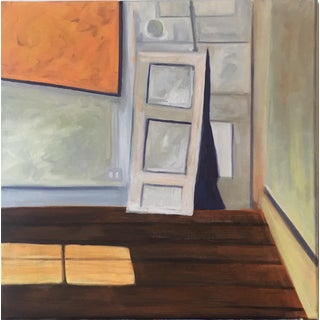 """Shawn Phalen """"A Room With Many Doors"""" Contemporary Painting For Sale"""