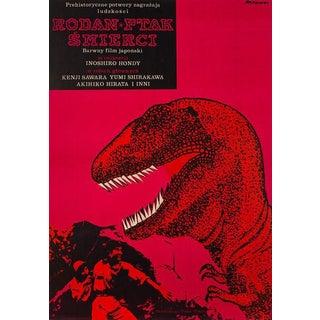 """Janusz Rapnicki """"Rodan! The Flying Monster!"""" For Sale"""