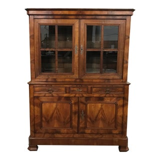 French 19th Century Buffet Bibliothèque For Sale