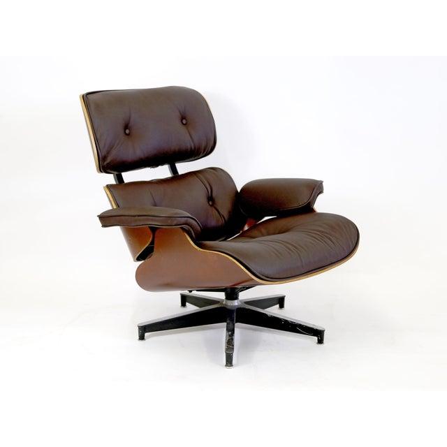 JFK Concorde Room Original Eames 670 Lounge Chair   Chairish