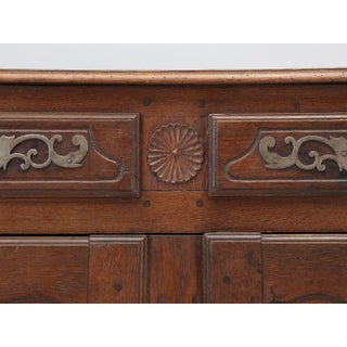 Antique French 2-Door Buffet in Oak Preview