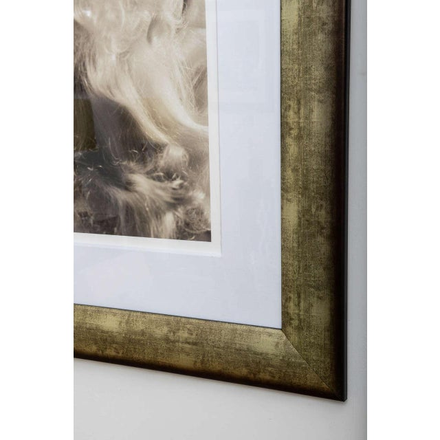 Framed Archival Pigment Print of Jean Harlow: George Hurrell, 1936 - Image 5 of 8