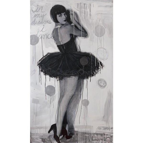 Holly Suzanne Art Print - In My Dreams I Dance For Sale