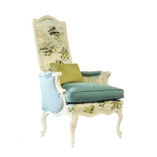 "Vintage ""Avalon"" Armchair For Sale"