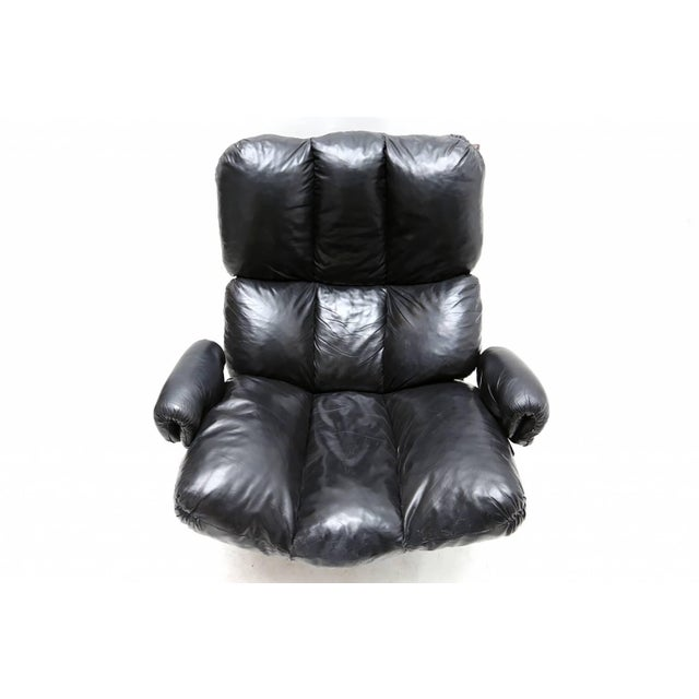 Ribbed Koala Easy Chair For Sale - Image 6 of 7