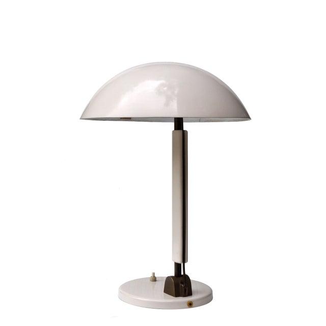 Modern Modernist Desk Lamp, Switzerland, 1950s For Sale - Image 3 of 8