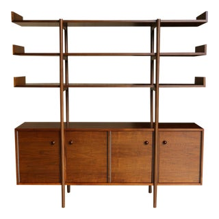 Milo Baughman for Glenn of California Wall Unit For Sale