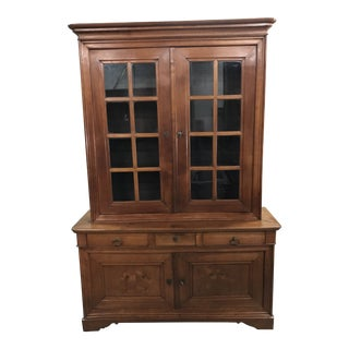 19th Century Louis Phillipe Bibliothèque Bookcase For Sale