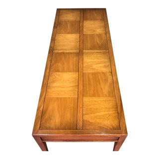 Drexel Meridian Mid-Century Modern Coffee Table For Sale