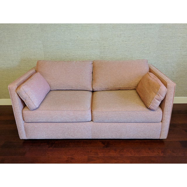 Room & Board Room & Board Custom Upholstered Watson Sofa For Sale - Image 4 of 4