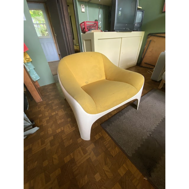 Sergio Mazza 1960s Sergio Mazza Lounge Chairs - A Pair For Sale - Image 4 of 7