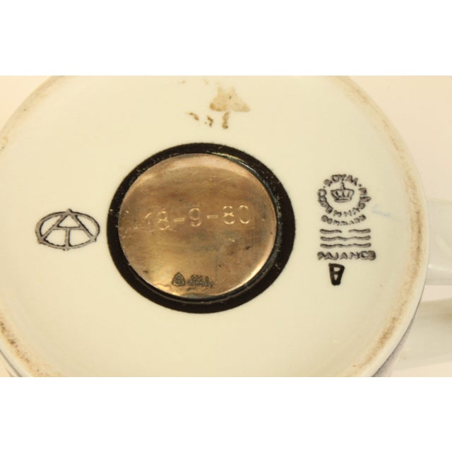 Royal Copenhagen Annual Mug 1976 - Image 4 of 4