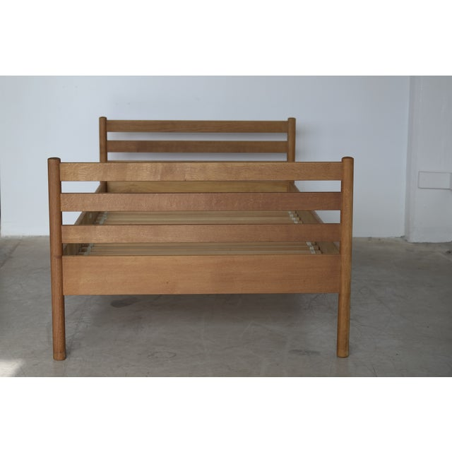 Hans Wegner for Ry Mobler Mid-Century Oak Guest Bed For Sale - Image 5 of 9