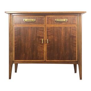 Lane Furniture Mid Century Modern Record Cabinet