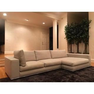 "Minotti ""Hamilton"" Italian Modern Sectional Sofa Preview"
