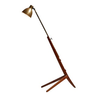 Franco Albini Very Rare Mitragliera floor lamp, Italy, 1940 For Sale