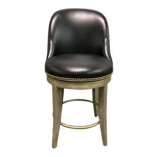Century Furniture Urban Swivel Counter Stool For Sale