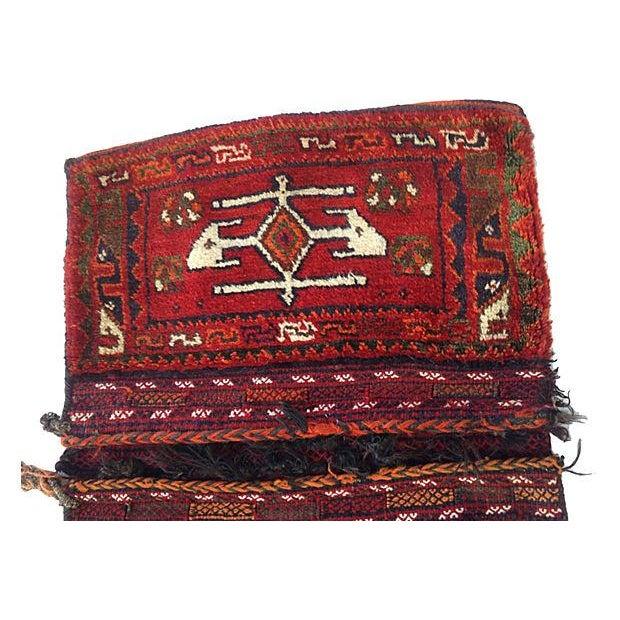 Turkish Wool Saddlebag - Image 3 of 5