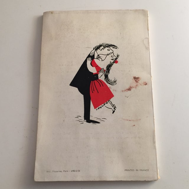French 1950s 'Paris After Dark' Guidebook For Sale - Image 3 of 9