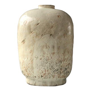 Kang Hyo Lee, Buncheong Flat Bottle, 2016 For Sale