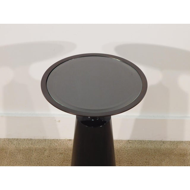 Baker Furniture Company Baker Furniture Company Virdine Round Accent Table For Sale - Image 4 of 7