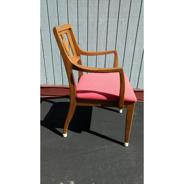 Drexel Drexel Butternut Dining Chairs - Set of 6From the Meridian Collection for For Sale - Image 4 of 8