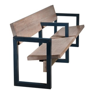 Gerrit Rietveld Church Pew For Sale