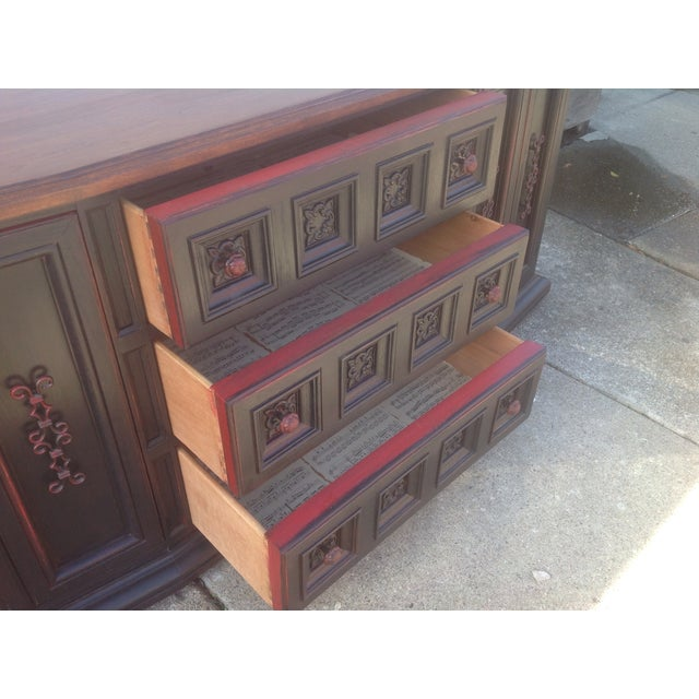 American of Martinsville Credenza - Image 9 of 9