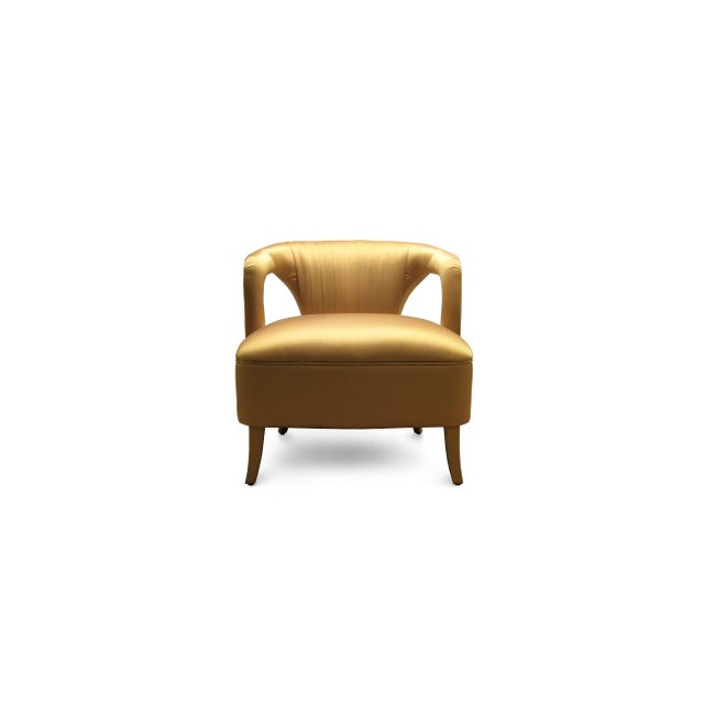 Covet Paris Karoo Armchair For Sale - Image 4 of 7