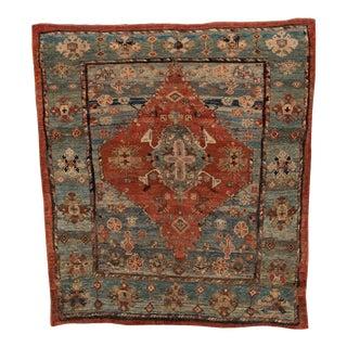 Vintage Bakshaish Wool Rug For Sale