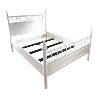 600dc668049a Vintage & Used Bed Frames for Sale   Chairish