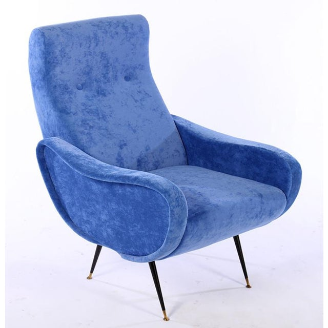 Marco Zanuso Style Lady Chairs - A Pair - Image 3 of 6