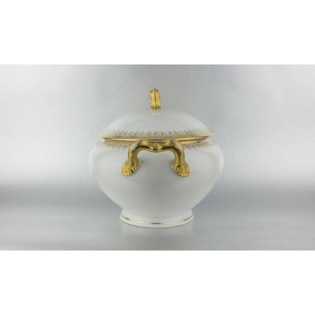 Limoges Covered Tureen - Image 4 of 11
