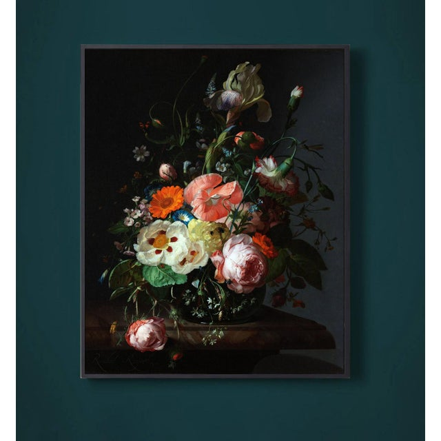 From my series of remastered 18th Century Dutch Still life paintings. Beautifully printed on 100% cotton archival fine art...