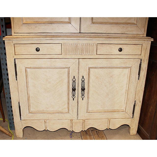 Baker Linen Press Armoire - Image 4 of 12