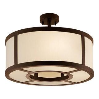Ailsa Bronze Pendant Light For Sale