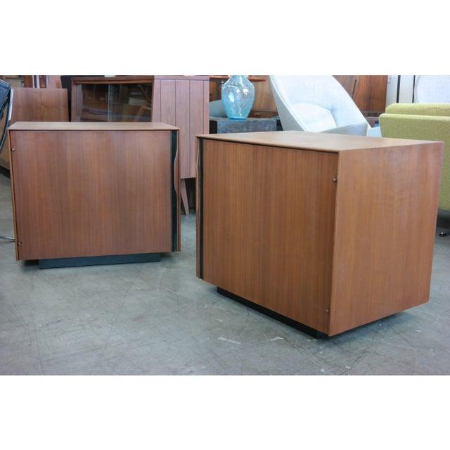 Bar Cabinets by John Kapel for Glenn of California - A Pair - Image 2 of 4