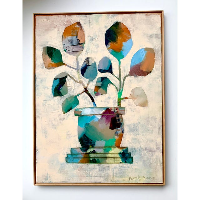 Large Original Abstract Still Life Painting For Sale In Los Angeles - Image 6 of 6