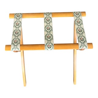 1950s Scheibe Portable Folding Luggage Rack For Sale