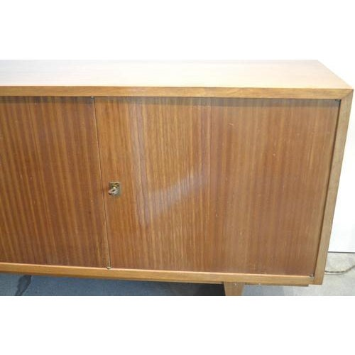 Mid-Century Mahogany Sideboard From France, C.1960 For Sale In Nashville - Image 6 of 13