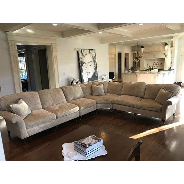 Custom Dino Mark Anthony Sectional For Sale - Image 5 of 10
