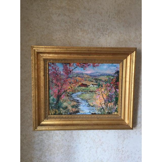 Allison Kibbe Landscape Oil Painting - Image 8 of 8