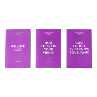 The New Lovers Series - Set of 3